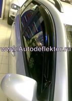 Дефлекторы боковых окон K BMW X3