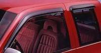 Ветровики на двери Acura MDX 2007