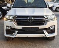 """Аэродинамический обвес """"TRD"""" аналог для Toyota Land Cruiser 2015+"""