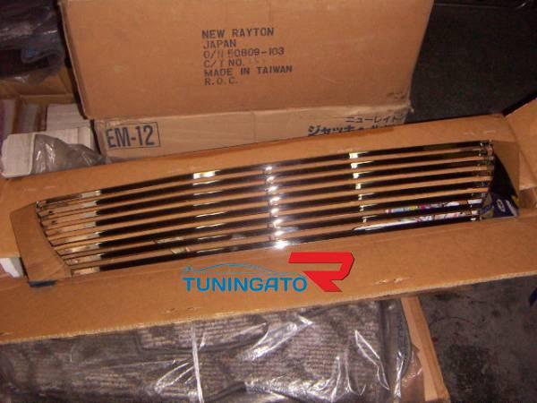 Решетка радиатора (тюнинг) для CR-V 95-02г.