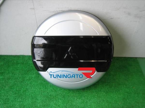 Колпак на запасное колесо для Pajero Mini
