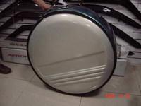 Колпак запасное колесо хром железный LAND CRUISER 80 (90-97)
