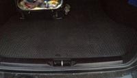 Коврик в багажник IVITEX (черный) SUBARU FORESTER (2002-2008)