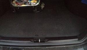Коврик в багажник IVITEX (черный) NISSAN MARCH (2002-2010)