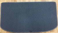 Коврик в багажник IVITEX (серый) TOYOTA PASSO (2004-2009)