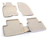 Коврики в багажник полиуретановые (бежевые) NISSAN TEANA (2008-2014)
