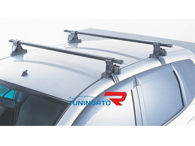 Багажник на крышу INNO для TOYOTA VITZ / YARIS (2005-10г)