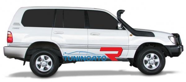 Шноркель для Toyota Land Cruiser 100,105 / Lexus 470