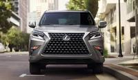 """Решетка радиатора """"Luxury"""" для Lexus LX570 2015+"""
