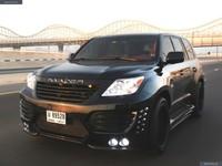 """Аеродинамический обвес """"INVADER"""" для Lexus LX570 2012г.+"""