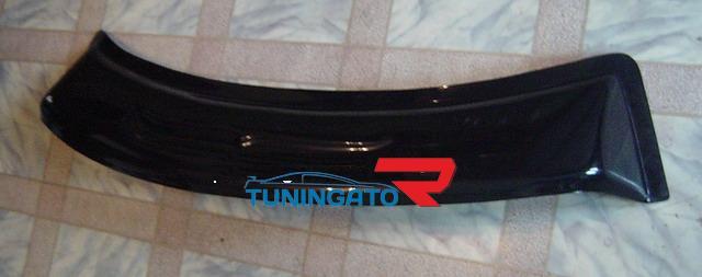 Козырек на заднее стекло, черный, пластиковй, Китай, для TOYOTA Cresta 92-94г.
