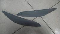 Накладки на фары (Ресницы) TOYOTA PASSO (2004-2009)