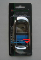 Хромированные накладки поворотников SLR-T15 LAND CRUISER PRADO