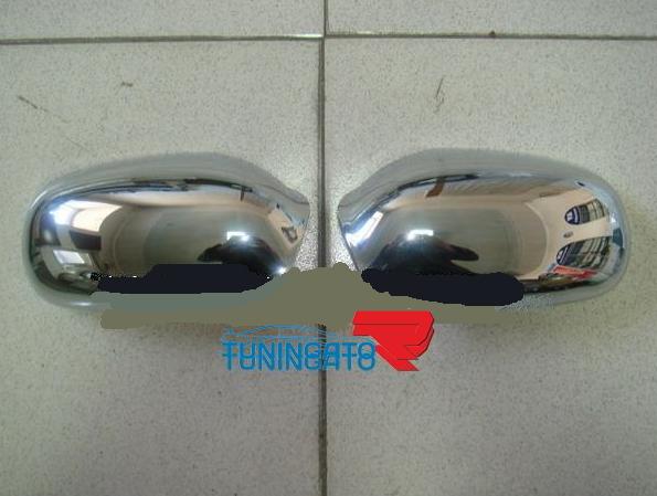 Хромированные накладки на зеркала заднего вида для TOYOTA Cresta 92-94г.