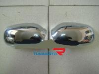Хромированные накладки на зеркала заднего вида для Toyota Chaser 96-2001г