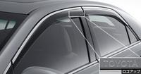 Ветровеки на двери комплект Япония Toyota Mark X 2010