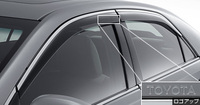 Ветровеки на двери Япония для Toyota Mark X 2013г.+