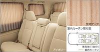 Шторки в салон для Toyota Alphard 2008-
