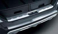 Металическая накладка на задний бампер, новая Япония для NISSAN X-TRAIL (07-)