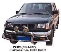 Кенгурятник передний P2123(NS-A037) NISSAN DATSUN / PICK UP