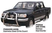 Подножки боковые P3064A(NS-C040) NISSAN DATSUN / PICK UP