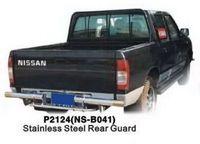 Защита заднего бампера P2124(NS-B041) NISSAN DATSUN / PICK UP