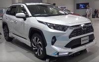 "Обвес ""Modellista"" Toyota RAV4 2019-"