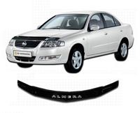 Очки на фары Nissan Almera (06-12)