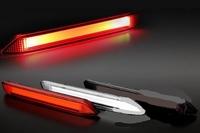 Фонари (светоотражатели) в задний бампер светодиодные TOYOTA CAMRY (2015-)