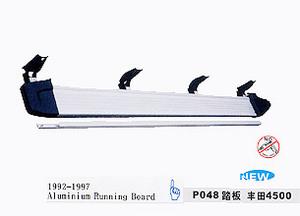 Подножки боковые P048 (FJ80-A013) LAND CRUISER 80