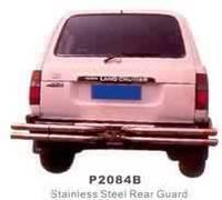 Защита заднего бампера P2084B(FJ80-B017) LAND CRUISER 80 (90-97)
