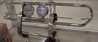 Кенгурятник передний PA002(FJ80-A002) LAND CRUISER 80 (90-97)