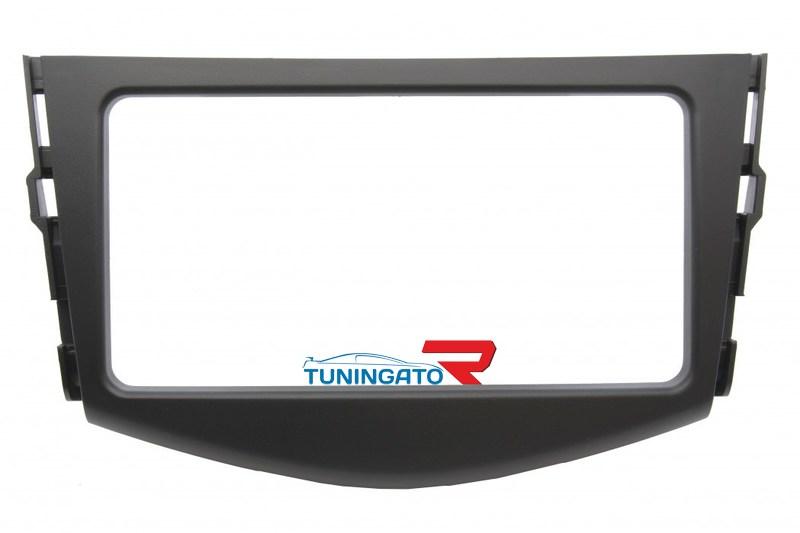 Переходная рамка под магнитолу для Toyota RAV4 2006 - Wide 2 Din