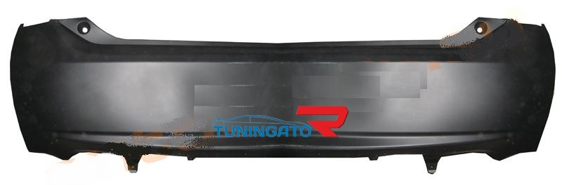 Бампер задний для Toyota Prius 09-