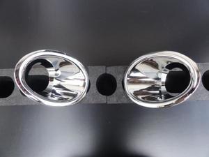 Хромированные накладки на противотуманные фары для NISSAN NV200 VANETTE