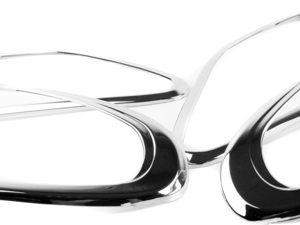 Хром накладки на задние стоп сигналы для Lexus RX 12-15г.