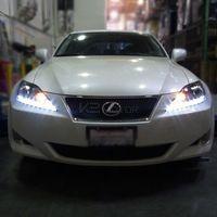 Фары тюнинг с LED для Lexus IS250 05-13г