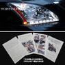 Фары ангельские глазки RX стиль Toyota Harrier \Lexus RX 03-09 комплект