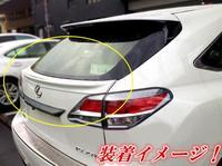 Задний спойлер под стекло для Lexus RX350\450h 2010-15г.