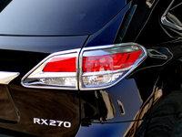 Хром накладки на задние стоп сигналы для Lexus RX 2012-15