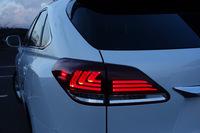 Диодные стоп-сигналы в стиле RX 2016 г. Lexus rx270\rx350\rx400h 2013г.-