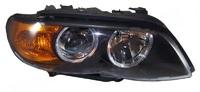 Фара с желтым поворотом для BMW X5 03-06