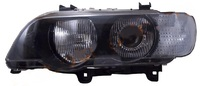 Фара черные штатные для BMW X5 01-03
