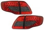 Стоп-сигналы комплект TOYOTA COROLLA 06-10 красные диодные тюнинг