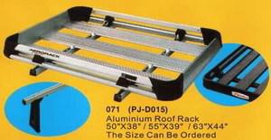 Багажник алюминьевый 071 (PJ-D015)