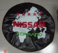 Чехол запасного колеса NISSAN TERRANO (89-95)
