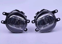 Фары в бампер (Противотуманки) TOYOTA RAV 4 Luxury LED