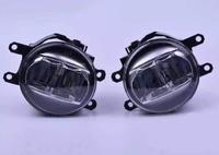 Фары в бампер (Противотуманки) TOYOTA RACTIS Luxury LED (2005-2010)