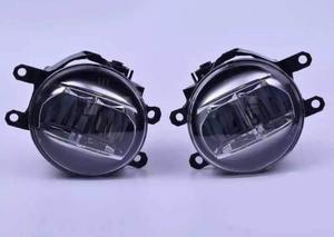 Фары в бампер (Противотуманки) TOYOTA Luxury LED