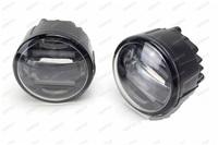 Противотуманные фары в бампер (светодиодные) Nissan Almera (00-06)